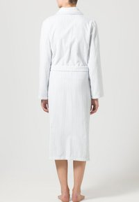 CAWÖ - CARRERA - Dressing gown - weiß/blau - 3