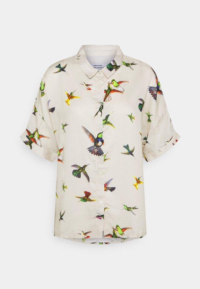 NIBE FLYING HUMMINGBIRDS - Camicia - multi color