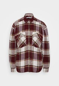 Iro - HATIK - Button-down blouse - red - 6
