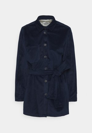 SUSANNA - Button-down blouse - deep blue