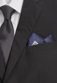 BOSS - Pocket square - dark blue - 2
