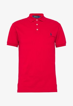 SLIM FIT MODEL - Polo shirt - red