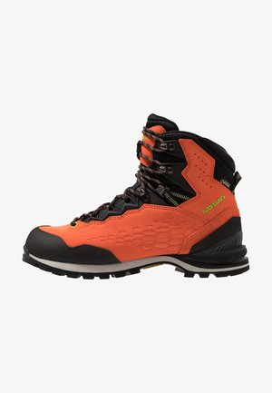 CADIN GTX MID - Mountain shoes - flame