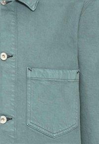 Edwin - FEDERAL JACKET UNISEX - Jakna iz džinsa - turquoise - 9