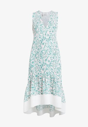 PRINTED DRESS - Maxi dress - white/multi