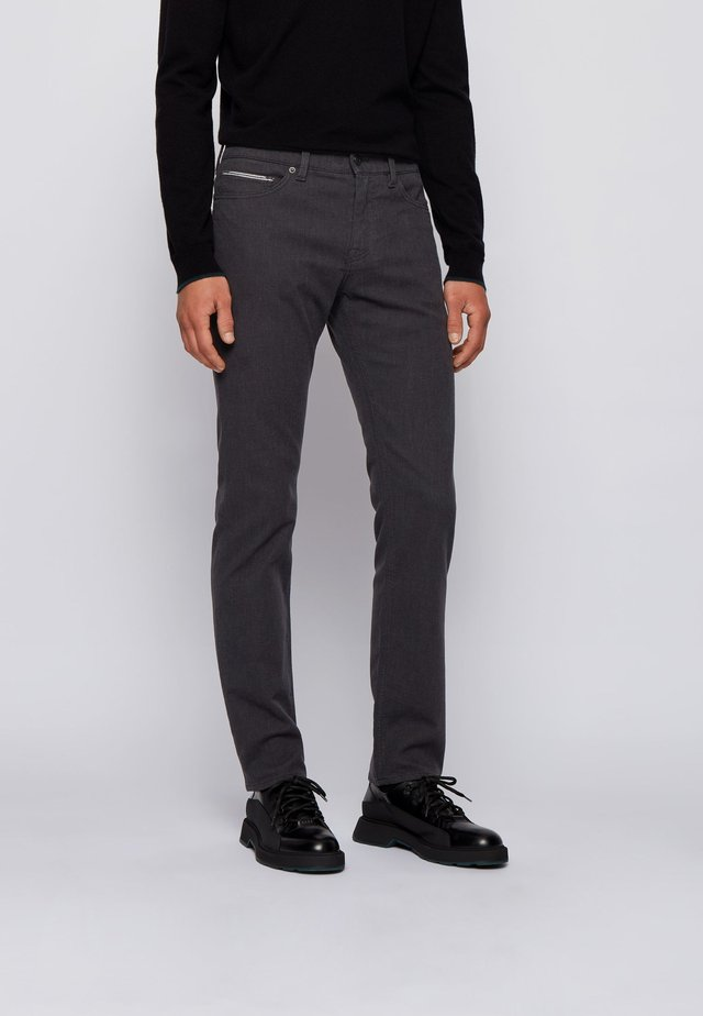 DELAWARE3-1-20+ - Jeans slim fit - dark grey