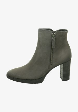 Classic ankle boots - grau