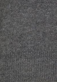 ONLY - Strikkegenser - medium grey melange - 2