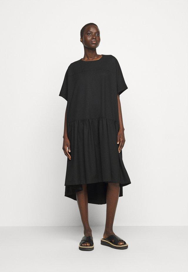 BEFORE DRESS - Vestito estivo - black