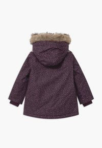 Hummel - JESSIE UNISEX - Winter coat - blackberry wine - 1