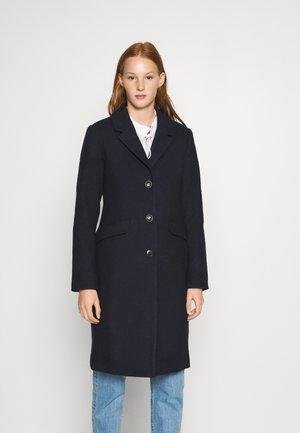 PAMELA COAT - Płaszcz wełniany /Płaszcz klasyczny - navy sky
