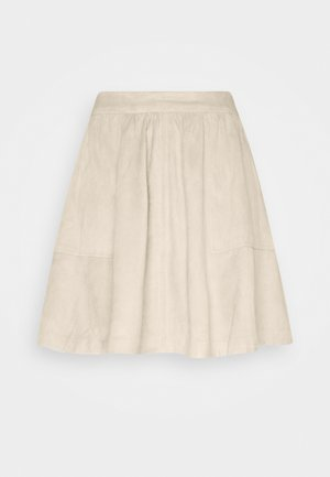 VICHOOSE  - A-line skirt - simply taupe