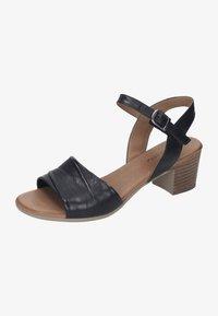Piazza - Sandals - schwarz - 1