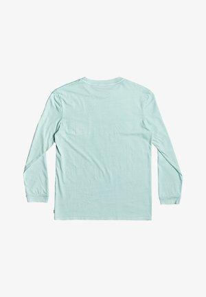 QUIKSILVER™ SUB MISSION - TASCHEN-LONGSLEEVE FÜR MÄNNER EQYZT058 - T-shirt à manches longues - beach glass