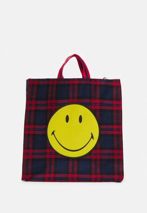 HAPPY  - Shopper - red