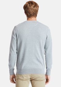 Timberland - WILLIAMS RIVER - Jumper - medium grey heather - 2