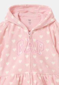 GAP - ARCH HOOD - Fleecejas - pure pink - 2