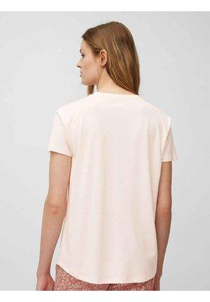 Pyjama top - soft rose