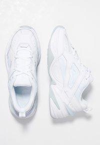 Nike Sportswear - M2K TEKNO - Trainers - white/pure platinum - 3