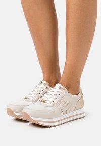 TOM TAILOR DENIM - Sneakers laag - beige - 0