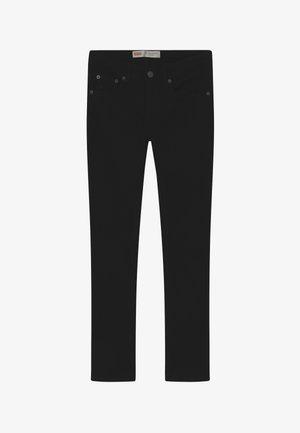 519 EXTREME SKINNY - Skinny džíny - forever black