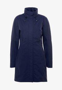 Vaude - WOMEN'S KAPSIKI COAT - Hardshell jacket - eclipse uni - 7
