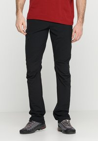 Columbia - TRIPLE CANYON PANT - Outdoor trousers - black - 0