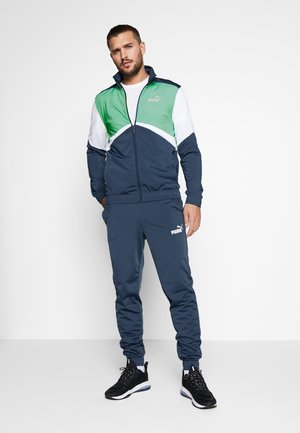 RETRO TRACKSUIT - Survêtement - dark denim