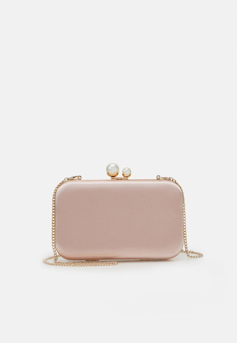 Forever New - MELISSA CLASP HARDCASE - Clutch - blush nude