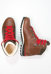 Lowa - WENDELSTEIN  - Hiking shoes - braun - 2
