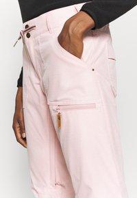 Roxy - NADIA - Spodnie narciarskie - silver pink - 3