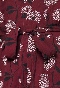 ONLY - ONLNOVA LUX  SHIRT DRESS - Skjortekjole - port royale - 3