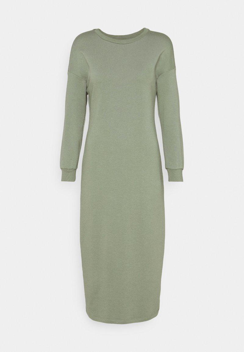 Dorothy Perkins Petite - LONG LINE DRESS - Day dress - pistachio