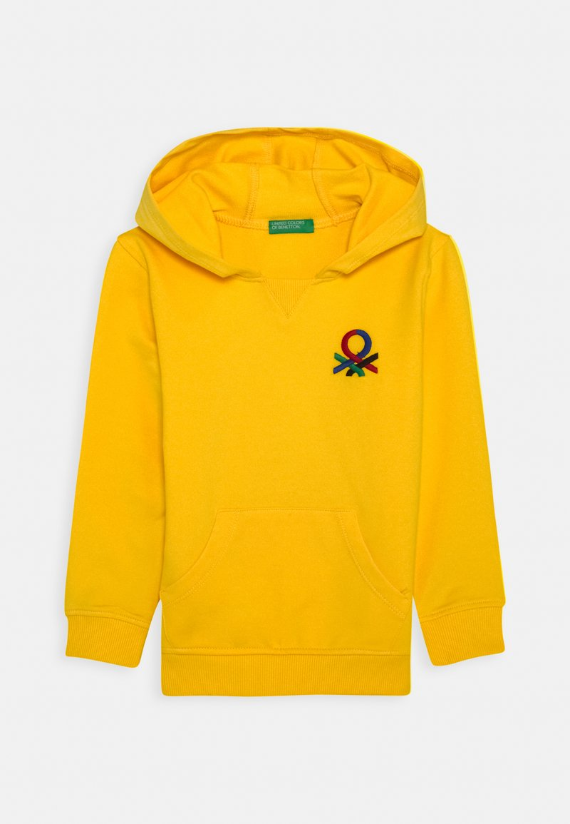 Benetton - HOOD - Hoodie - yellow