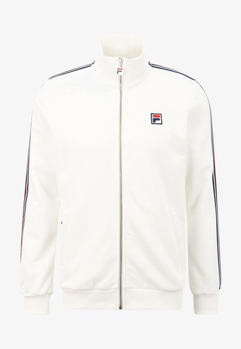 Sportovní bunda - blanc de blanc