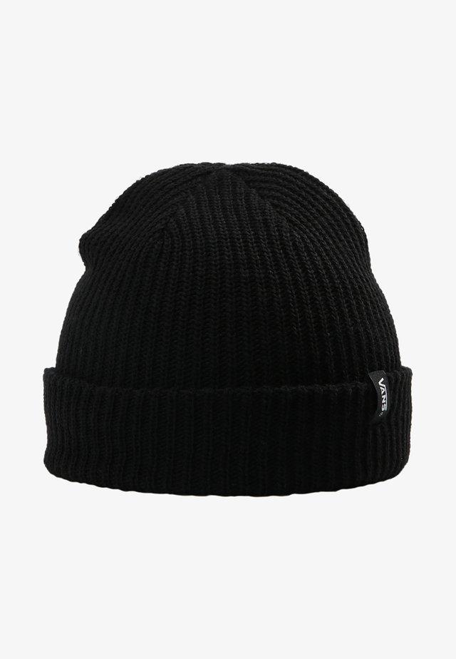 MN MISMOEDIG BEANIE - Mütze - black