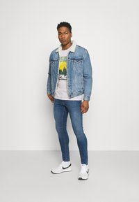 Lee - MALONE - Jeans slim fit - mid worn martha - 1
