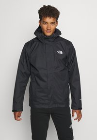 The North Face - CORDILLERA TRICLIMATE JACKET 2-IN-1 - Blouson - black/white - 0