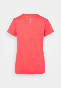 Puma - RUN FAVORITE TEE  - Print T-shirt - sunblaze heather - 1