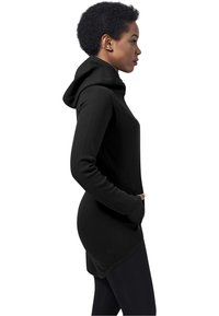 Urban Classics - Zip-up hoodie - black