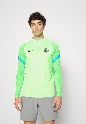 INTER MAILAND - Club wear - green strike/chlorine blue/black