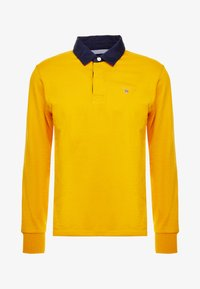 GANT - THE ORIGINAL HEAVY RUGGER - Polo shirt - ivy gold - 5