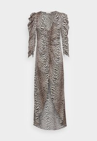 Notes du Nord - VICTORIA DRESS LEO - Maxi dress - brown/copper - 3