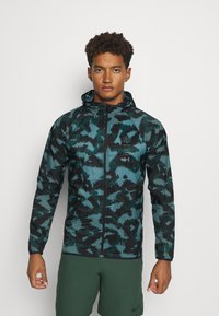 Under Armour - RUN ANYWHERE STORM  - Training jacket - lichen blue - 0