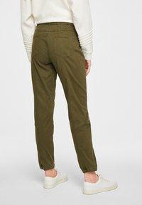 comma casual identity - Trousers - khaki - 2