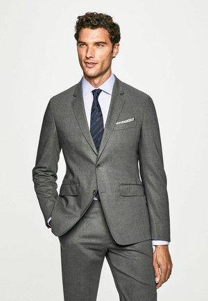 TRAVEL  B - Suit jacket - middle grey