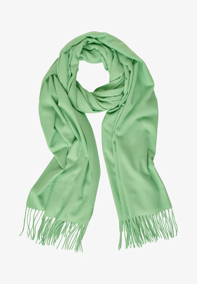 KUSCHELIGES  - Sjaal - grün
