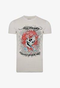 Ed Hardy - SPIRITS-REST T-SHIRT - Print T-shirt - lilac - 2