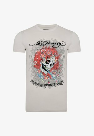 SPIRITS-REST T-SHIRT - Print T-shirt - lilac