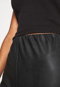 ONLY - ONLRACHEL - Leggings - Trousers - black - 4